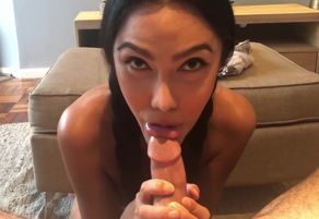 Must Watch!!! Sexiest Blow-job Ever..