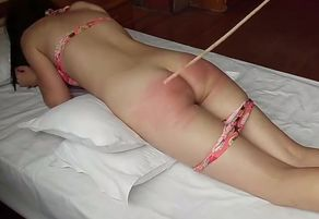 [Chinesespanking] M225 - Bathing suit..