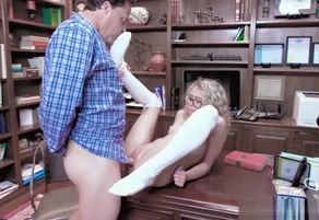 Allie Addison Longing for Thick  Pecker