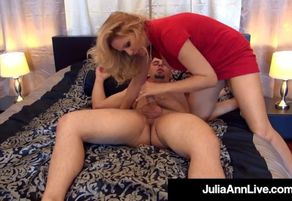 Pink cigar starved milf julia ann  2..