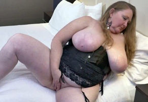 Gigantic huge-titted GILF still want a..
