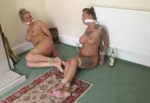 roped ball-gagged amazons4