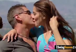 Swinger couples are sharing their very..