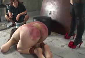 chinese domination & submission