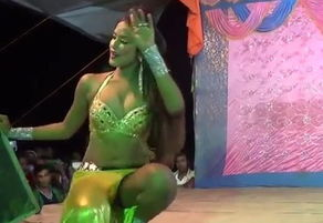 Desi dancer