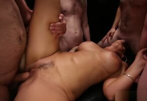 Group sex Internal ejaculation - Syren..