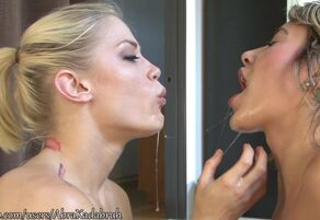 Sapphic  and Face Drooling Compilation..