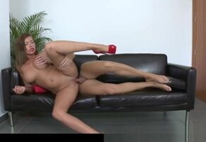fat Breasted Donna Bell In Audition