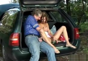Exotic adult video Brown-haired fresh..