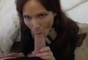 Kinky yankee mature pounded rock hard..